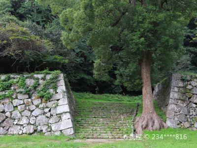 요나고 성 유적지