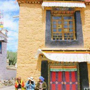 夏珠林寺旅游景点攻略图
