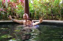 温泉加游泳