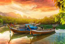 曼谷+普吉岛+皮皮岛休闲6日游