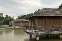 博罗嘉宝田温泉,小木屋🏡