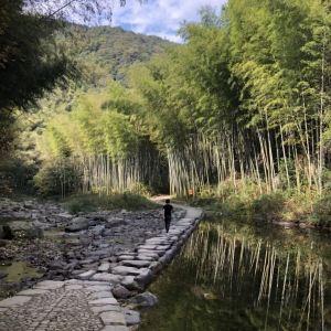 浙东小九寨旅游景点攻略图