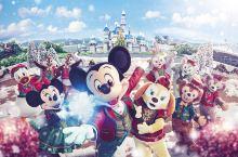 香港迪士尼年底双巨献,体验百分百真正圣诞