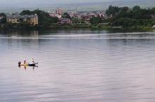 漫步河口湖