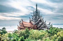 真理寺,一座临海而建的寺庙