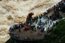 虎跳峡,金沙江第一大峡谷