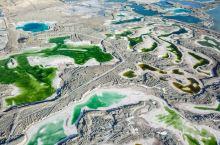 比茶卡盐湖更适合拍照的地方:翡翠湖