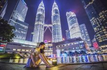 打卡吉隆坡第一网红 双子塔!