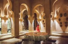 《欲望都市》中最美酒店取景地:马拉喀什安缦杰纳