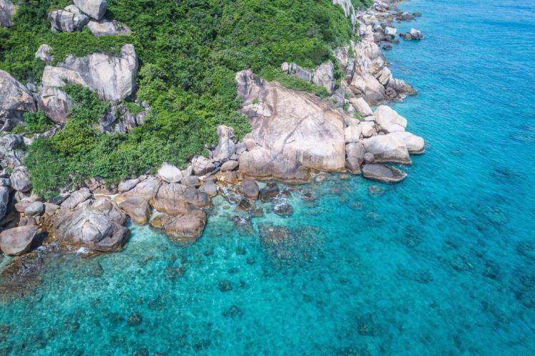 Shimei Bay's Jiajing Island3