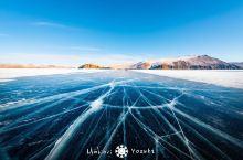 在贝加尔湖,许你一世蓝冰