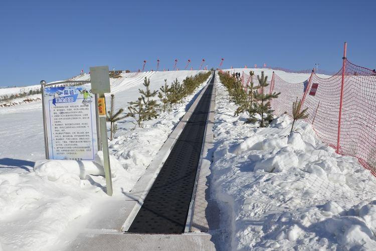 萬舟滑雪場1
