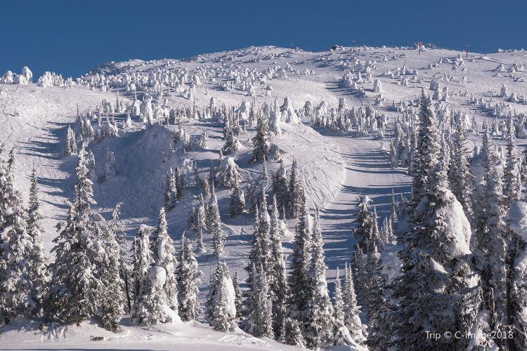 大白山滑雪度假村1