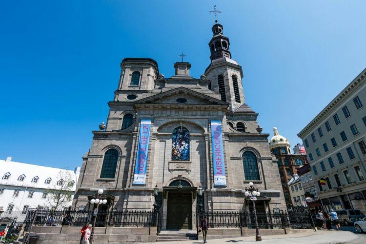 魁北克聖母大教堂4