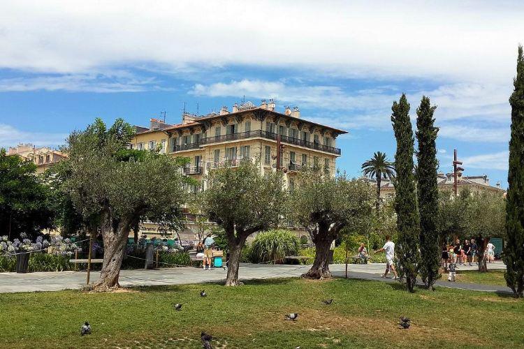 Jardin Albert Ier2