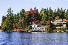 兜了一圈儿华盛顿湖,感觉理想在飞  #向往的生活