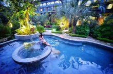 #向往的生活#冬日里的热带温泉
