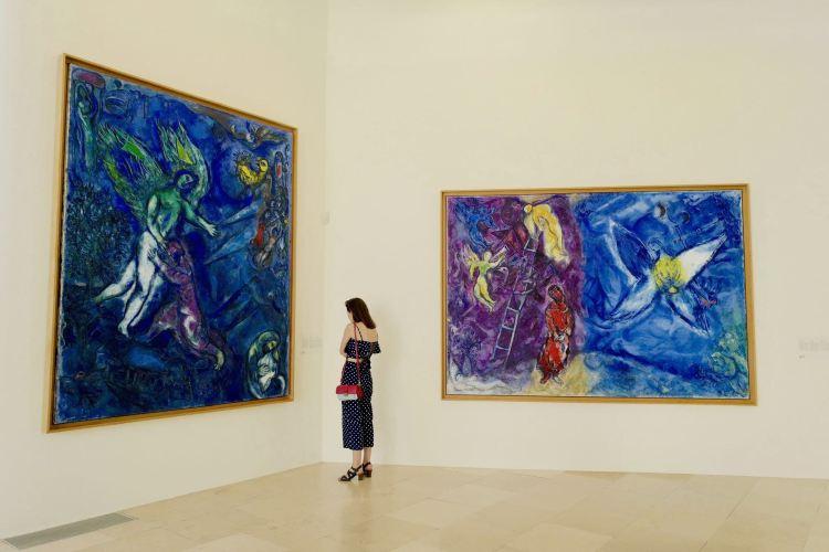 夏加爾美術館2