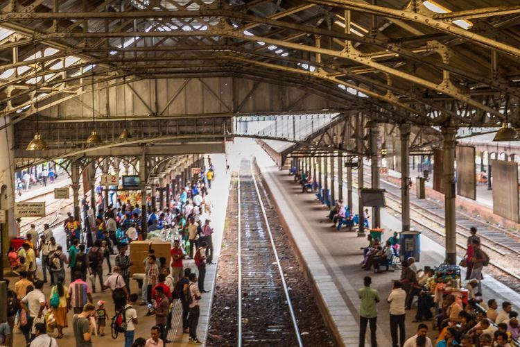 加勒火車站1