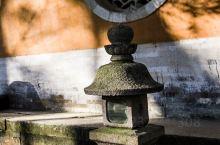 中国寺院四绝之一的台州国清寺