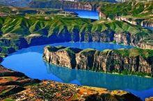 黄河大峡谷的天然盆景——老牛湾