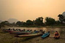 行天下|「老挝」在万荣经历富有诗意的热气球