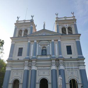 圣玛丽教堂旅游景点攻略图