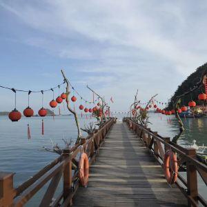 鹰海湾海鲜坊旅游景点攻略图