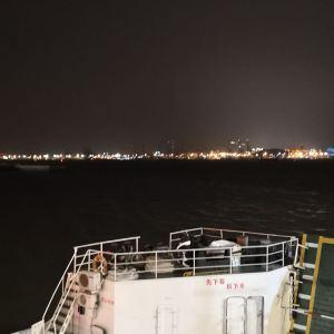 鹭江之夜(厦门旅游客运码头)旅游景点攻略图