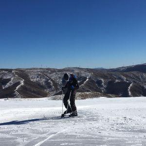 密苑云顶乐园(云顶滑雪场)旅游景点攻略图