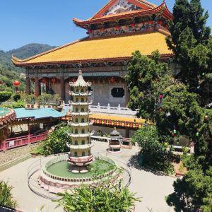 极乐寺旅游景点攻略图