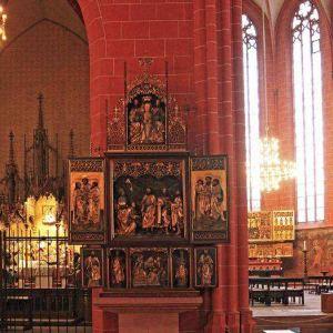 圣巴尔多禄茂主教座堂旅游景点攻略图