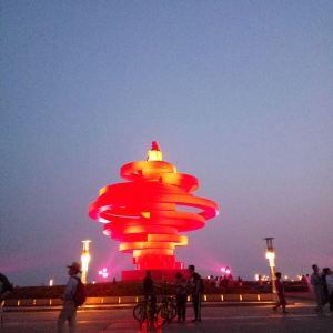 青岛市政府旅游景点攻略图