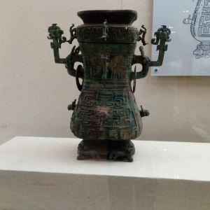甘肃秦文化博物馆旅游景点攻略图