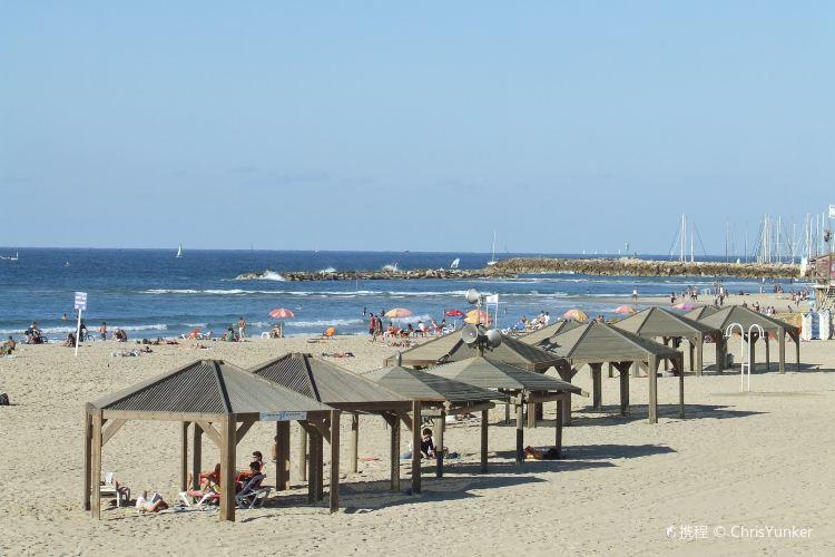 Metzitzim Beach2