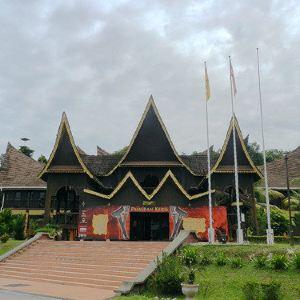 Masjid Sultan Ahmad Shah旅游景点攻略图