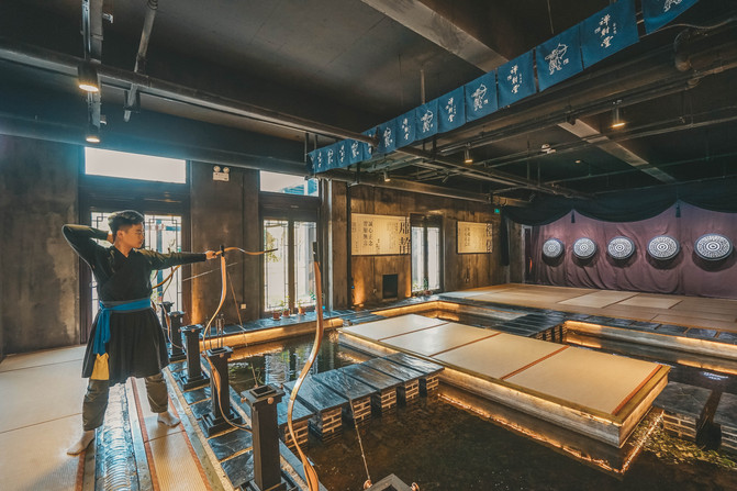 射艺沙龙_长三角旅游新地标,解密一站式微度假越里的几大玩法 - 嘉兴 ...