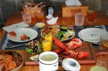 吃在大连-面朝大海,来顿龙虾,又有的吃又可以看海景~