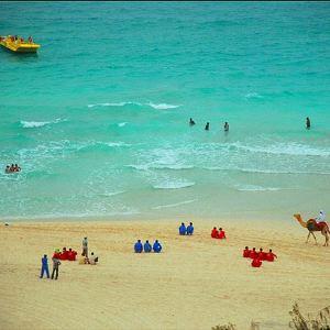 朱美拉海滩公园旅游景点攻略图