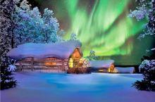 北欧四国冬季玩法大盘点:除了极光,这里好玩的太多了