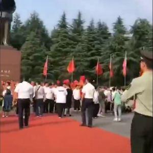 毛泽东铜像旅游景点攻略图