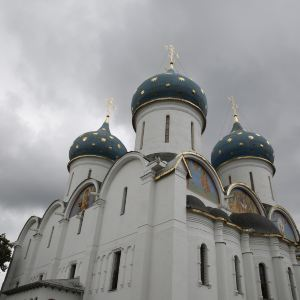 Успенский собор旅游景点攻略图