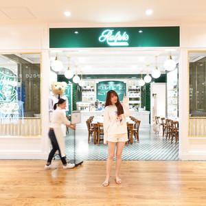 京都游记图文-Ralph Lauren跨界咖啡体验店:在日本来一场美国式的邂逅吧