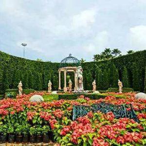 皇家植物园旅游景点攻略图