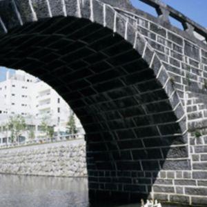 眼镜桥旅游景点攻略图