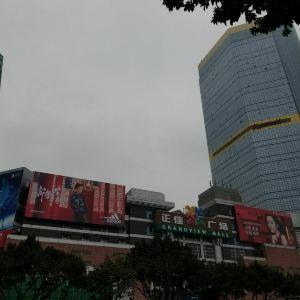 正佳广场旅游景点攻略图