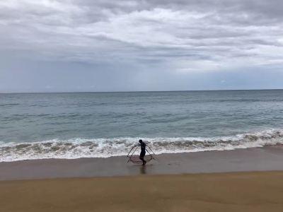 坦加勒海灘