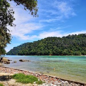 东姑阿都拉曼国家公园旅游景点攻略图