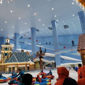 广州融创雪世界旅游景点攻略图