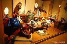 濑户内海艺术祭【小豆岛跳岛游】  如果大家去小豆岛的话,可以看到很多景点和商店都会放置妖怪美术馆的宣